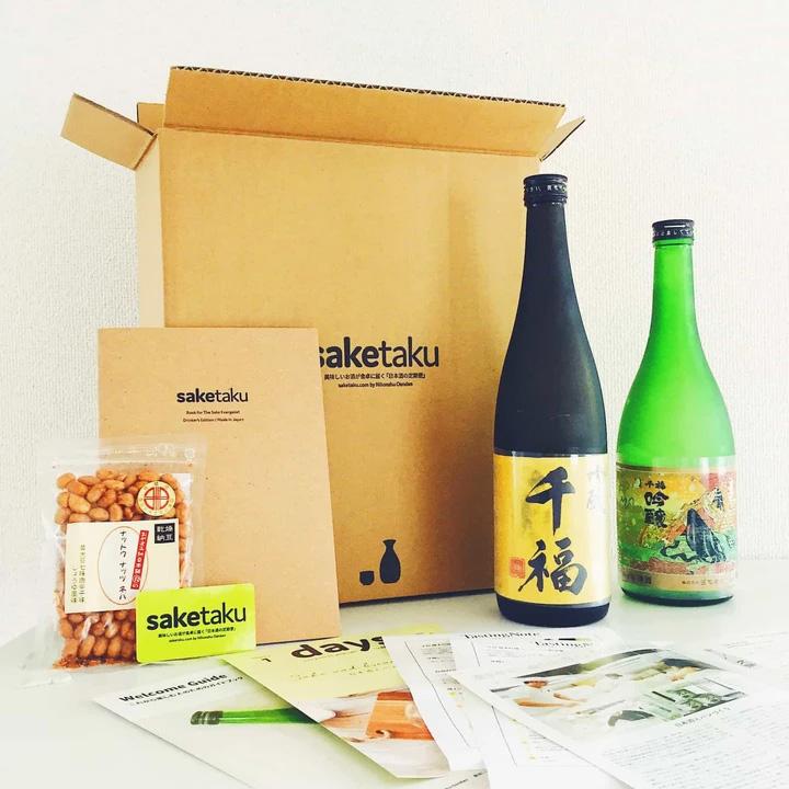 プロ厳選の美味しい日本酒「saketaku」